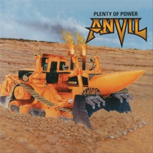 Anvil - Plenty of Power digiCD 2000/2012