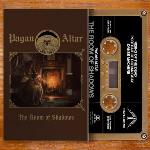 Pagan Altar ‎– The Room Of Shadows TAPE 2017
