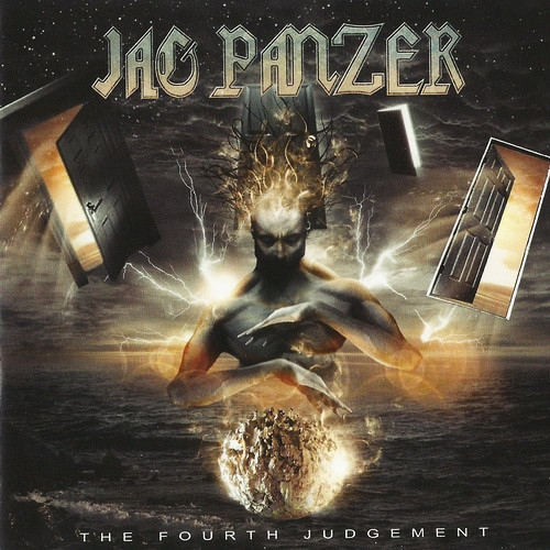 Jag Panzer ‎– The Fourth Judgement CD 2007
