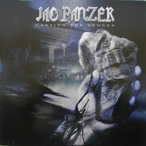 Jag Panzer ‎– Casting The Stones CD 2004