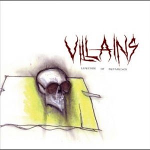 Villains ‎– Lifecode Of Decadence CD 2009