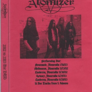 Atomizer ‎– 2002 To 2003 Live Dvd 2003