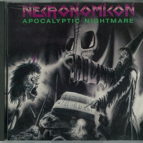 Necronomicon ‎– Apocalyptic Nightmare CD 1987 / 2014