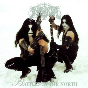 Immortal ‎– Battles In The North CD 2019