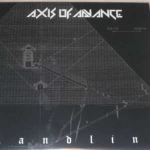 "Axis Of Advance ‎– Landline 12"" LP (clear) 2008"