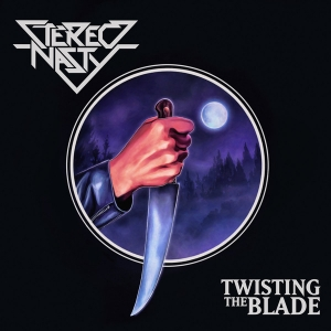 "Stereo Nasty ‎– Twisting The Blade 12"" LP 2018"