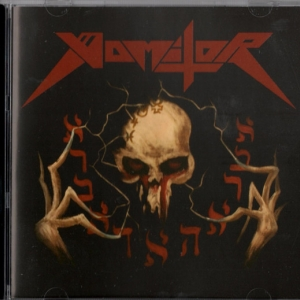Vomitor ‎– Pestilent Death CD 2018