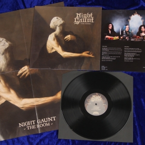"Night Gaunt - The Room 12"" LP 2019 (+ poster)"