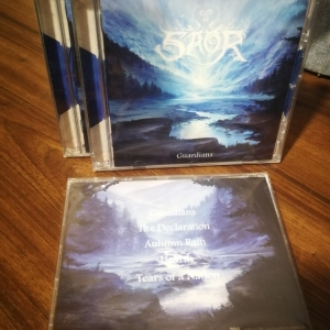 Saor - Guardians CD 2017