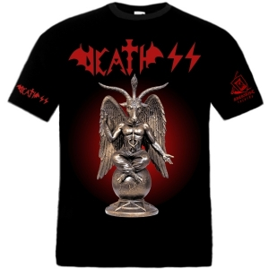 Death SS - The Horned God Of The Witches TS 2019