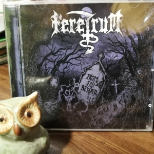 Feretrum ‎– From Far Beyond CD 2013