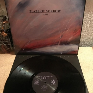 "BLAZE OF SORROW - ""Echi"" 12"" LP 2014"