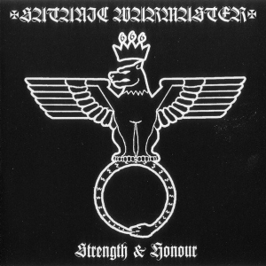 Satanic Warmaster ‎– Strength & Honour digiCD 2019