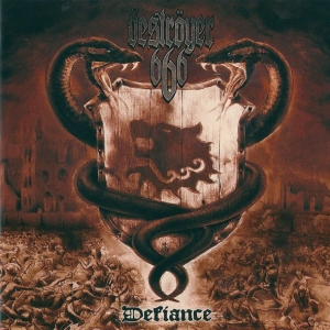 Deströyer 666 ‎– Defiance CD 2009