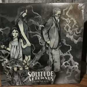 "Solitude Aeturnus - Downfall Gatefold 12"" LP 1996 / 2012"