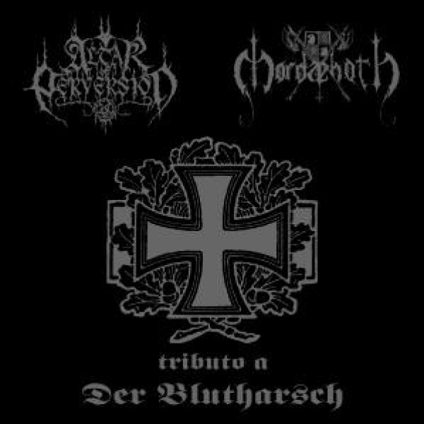 Altar Of Perversion / Mordaehoth ‎– Tributo A Der Blutharsch CD 2011
