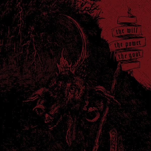 Azaghal / Ars Veneficium ‎– The Will , The Power , The Goat LP 2015