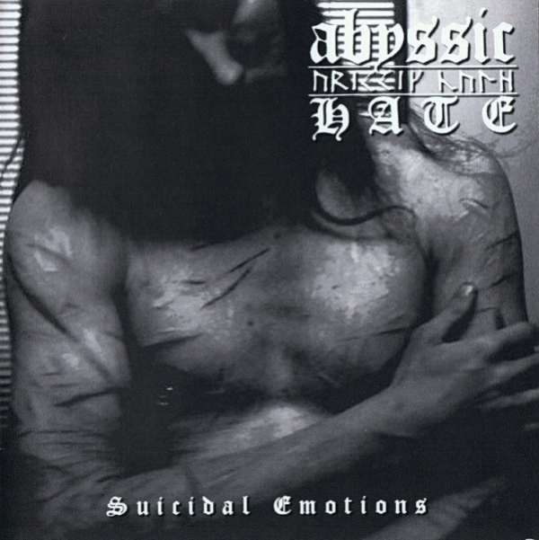 Abyssic Hate ‎– Suicidal Emotions CD 2000