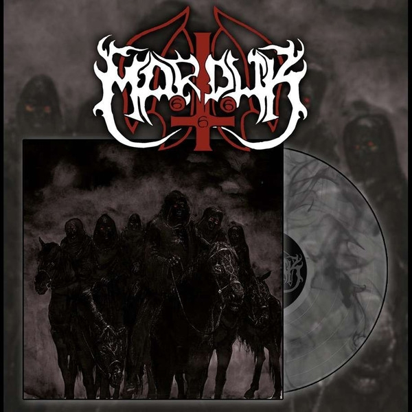 "Marduk ‎– Those Of The Unlight 12"" LP 2019"