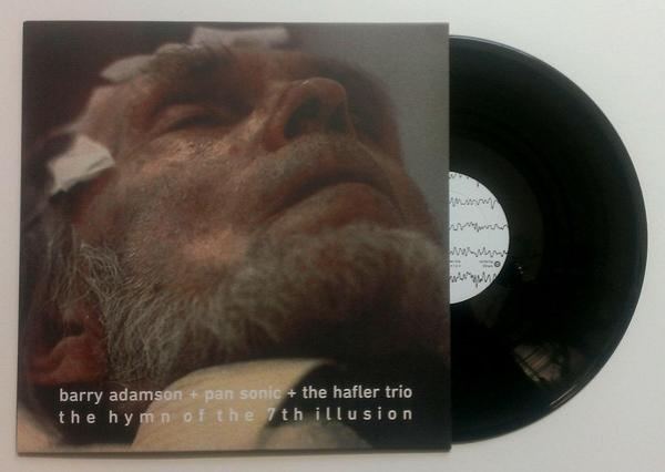 "Barry Adamson + Pan Sonic + The Hafler Trio ‎– The Hymn Of The 7th Illusion 12"" LP 2017"