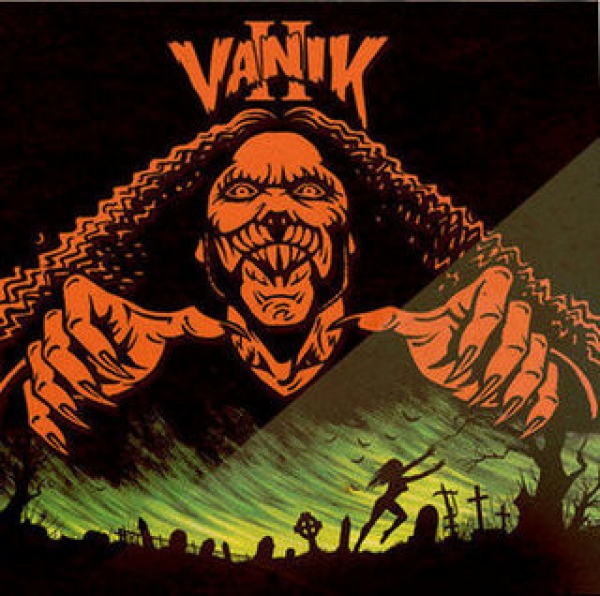 Vanik ‎– Vanik II: Dark Season CD 2018